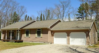 Cheboygan MI Single Family Home For Sale: $329,900