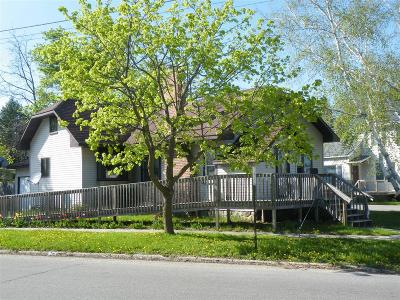 Single Family Home For Sale: 356 S Huron Street