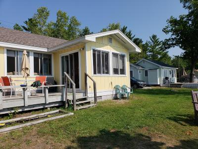 Topinabee MI Multi Family Home Active W/Contingencies: $445,000