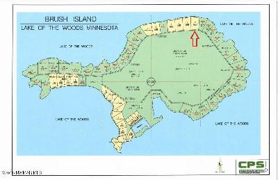 Residential Lots & Land For Sale: Brush Island