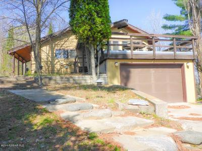 Bemidji Single Family Home For Sale: 13680 Cyrana Circle NE #Parcel C