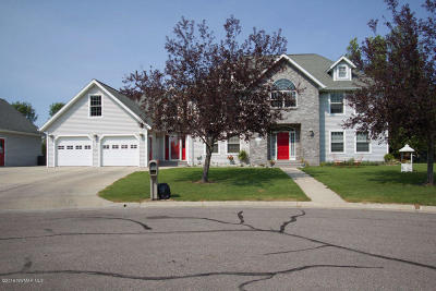 Thief River Falls Single Family Home For Sale: 101 Appletree Court
