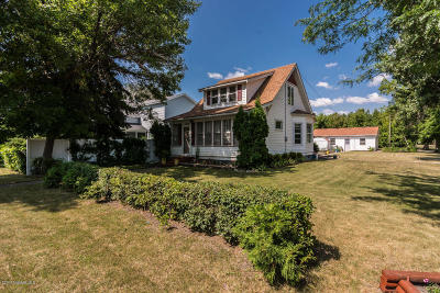 Crookston Single Family Home For Sale: 309 Leonard Avenue