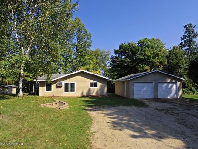 Bemidji MN Single Family Home For Sale: $167,300