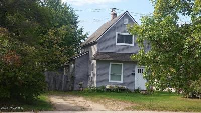 Bemidji MN Single Family Home For Sale: $95,000