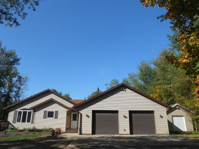 Bemidji MN Single Family Home For Sale: $299,900