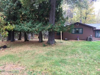 Bemidji MN Single Family Home For Sale: $124,900