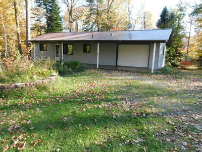 Bemidji MN Single Family Home For Sale: $129,000