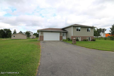 Bemidji MN Single Family Home For Sale: $199,800