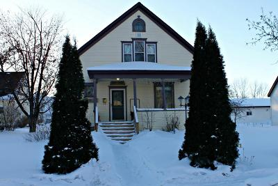Single Family Home For Sale: 609 Horace Avenue N