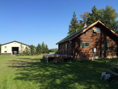 Farm For Sale: 35305 Milkweed Drive NE