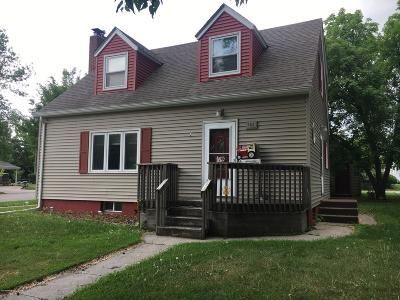 Crookston Single Family Home For Sale: 703 Stuart Avenue