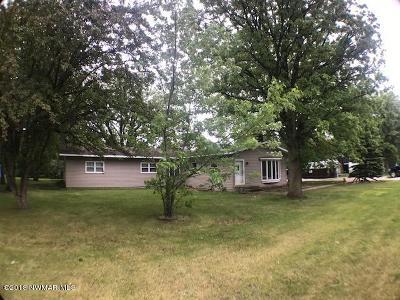 Thief River Falls Single Family Home For Sale: 12864 150th Avenue NE