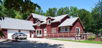 Thief River Falls Single Family Home For Sale: 14321 185th Avenue NE
