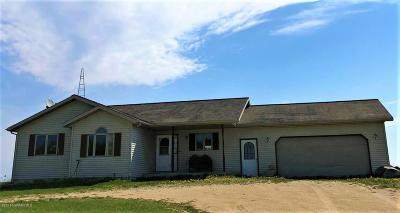 Badger Single Family Home For Sale: 32248 County 14 Road