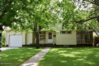Thief River Falls Single Family Home For Sale: 308 Maple Avenue S