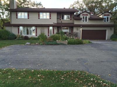 Red Lake Falls Single Family Home For Sale: 14505 140th Avenue SE
