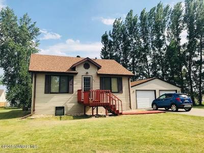 Thief River Falls Single Family Home For Sale: 614 Cherry Road