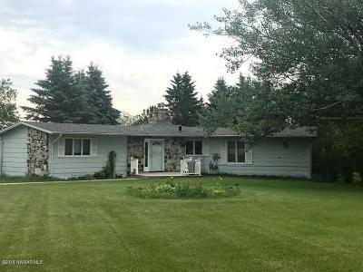 McIntosh Single Family Home For Sale: 345 4th Street NE