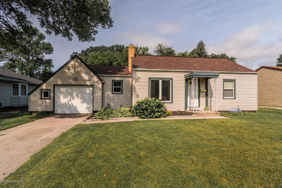 Crookston Single Family Home For Sale: 707 Thorndale Avenue