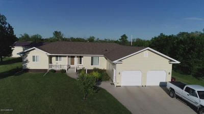 Thief River Falls Single Family Home For Sale: 14766 138th Avenue NE