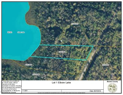 Residential Lots & Land For Sale: Lot 1 Elbow Lake Road