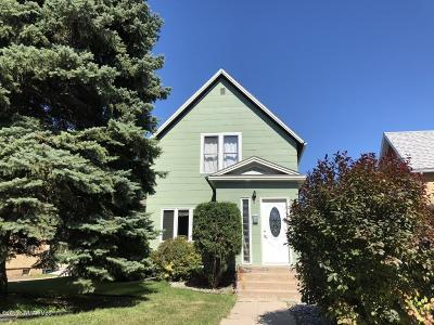 Crookston Single Family Home For Sale: 515 Holly Avenue
