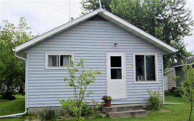 International Falls MN Single Family Home For Sale: $39,900