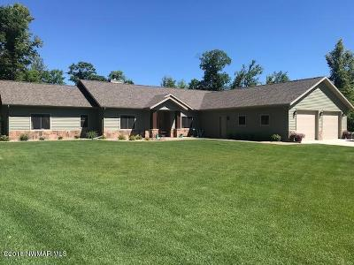 Bemidji MN Single Family Home For Sale: $549,900