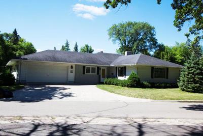Single Family Home For Sale: 1200 Taft Street E