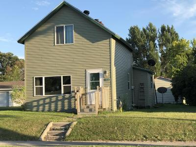 Crookston Single Family Home For Sale: 416 Bridge Street