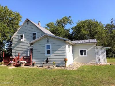 Shevlin MN Single Family Home For Sale: $169,900