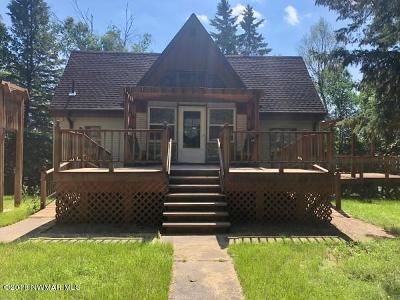 Laporte MN Single Family Home For Sale: $254,000