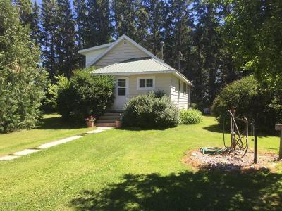 Roseau MN Single Family Home For Sale: $125,000