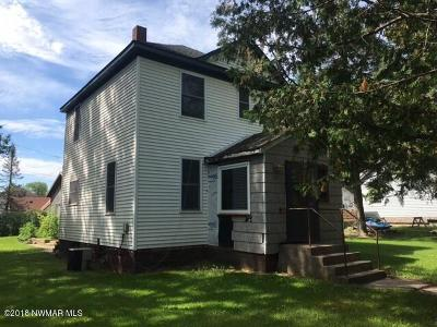 Grand Rapids MN Single Family Home For Sale: $74,900