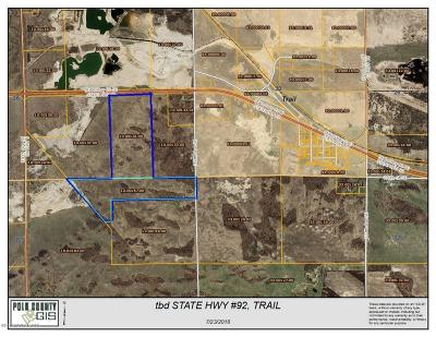 Residential Lots & Land For Sale: State Highway #92