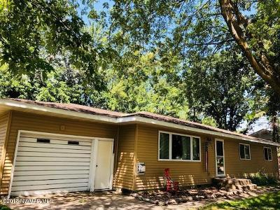 Greenbush Single Family Home For Sale: 586 Park Avenue W