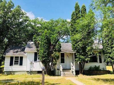Badger Single Family Home For Sale: 601 S Main Street