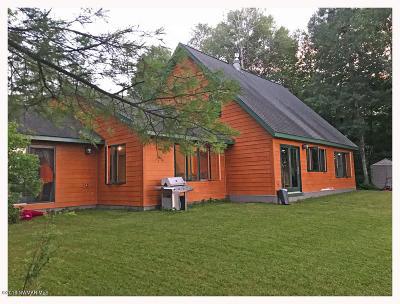 Bemidji Single Family Home For Sale: 4905 Evergreen Lane NE