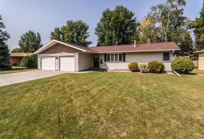Crookston Single Family Home For Sale: 1501 Radisson Road