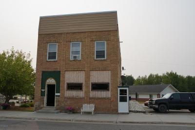 Badger Multi Family Home For Sale: 110 N Main Street
