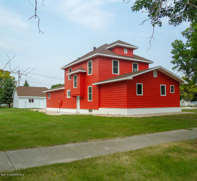Single Family Home For Sale: 309 E 2nd Street