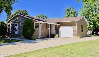Thief River Falls Single Family Home For Sale: 1115 Greenwood Street E