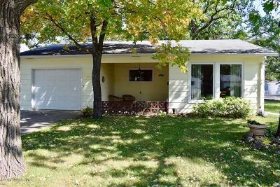 Thief River Falls Single Family Home For Sale: 806 Tindolph Avenue S