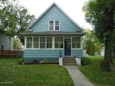 Single Family Home For Sale: 335 Kendall Avenue N