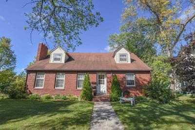 Thief River Falls Single Family Home For Sale: 603 Duluth Avenue N