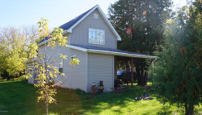 St. Hilaire Single Family Home For Sale: 212 S Minnesota Avenue