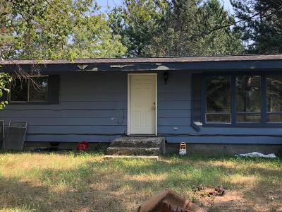 Single Family Home For Sale: 18475 County Rd 95 _
