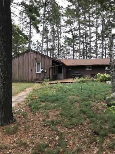 Cass Lake MN Single Family Home For Sale: $99,900