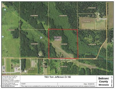 Residential Lots & Land For Sale: Tom Jefferson Drive NW